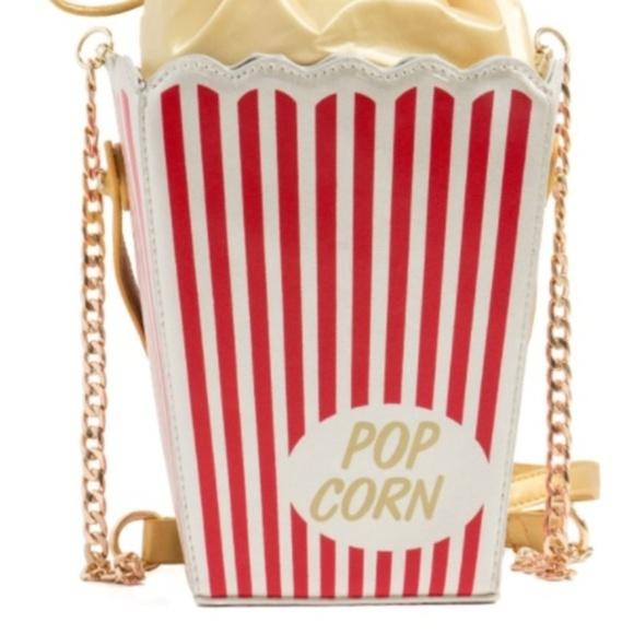 Handbags - Popcorn crossbody clutch bag 💥1 LEFT🎈